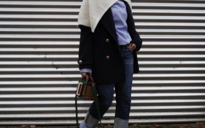 Mein Poncho… ein Pullunder